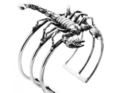 The Scorpion Silver Bracelet Carnet de Mode bester Fashion-Online-Shop