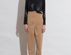 Trousers - JULE - Light Brown Carnet de Mode bester Fashion-Online-Shop