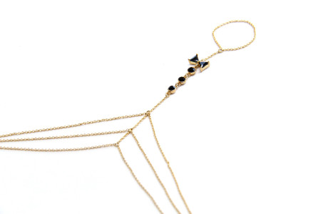 Tuxedo Handpiece MrKate.com bester Fashion-Online-Shop aus den USA