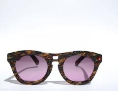 Vertumno - Marble Metallic Carnet de Mode bester Fashion-Online-Shop