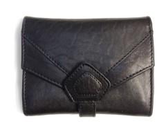 WALLET - CREAMY - BLACK Carnet de Mode bester Fashion-Online-Shop