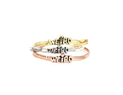 WEIRD Cuff Bracelet. Various Colors. MrKate.com bester Fashion-Online-Shop aus den USA