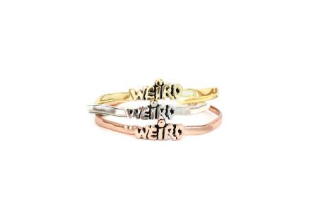 WEIRD Cuff Bracelet. Various Colors. MrKate.com bester Fashion-Online-Shop aus den USA