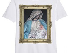 White t-shirt - Immaculate Conception Carnet de Mode bester Fashion-Online-Shop