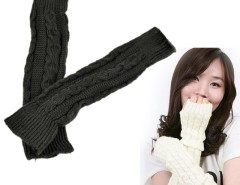 Women Arm Warmer Fingerless Long Gloves Cndirect bester Fashion-Online-Shop China