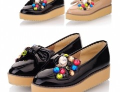 Women Casual Soft Wedge Heel Platform Shoes Cndirect bester Fashion-Online-Shop China