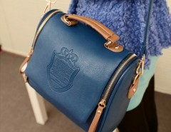 Women Handbag Cross Body Shoulder Bag Messenger Bag Tote Bag Blue Cndirect bester Fashion-Online-Shop China