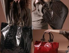 Women Korea Leather Purses Totes Handbags Shoulder Bag Cndirect bester Fashion-Online-Shop China