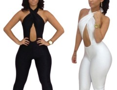 Women Nightclub Backless Sexy Jumpsuits Cndirect bester Fashion-Online-Shop China