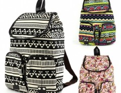 Women Vintage Casual Canvas Sports School Bag Backpack Cndirect bester Fashion-Online-Shop China