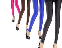 Women's Fluorescent Stretchy Leggings Tight Pants Trousers Cndirect bester Fashion-Online-Shop China