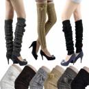 Women's Knit Crochet Winter Leg Warmer Leggings Socks Ball Cndirect bester Fashion-Online-Shop China
