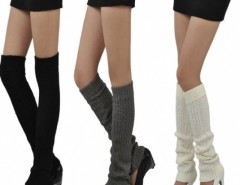 Women's Knit Crochet Winter Leg Warmer Leggings Socks Cndirect bester Fashion-Online-Shop China