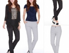 Women's Korean Style Slim Fit Pencil Pants Leisure Trousers Cndirect bester Fashion-Online-Shop China