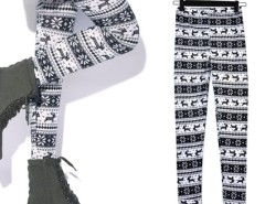 Women's Lady Snowflakes Leggings Tights Pants Cndirect bester Fashion-Online-Shop China