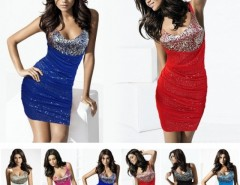 Women's Sequins Package Hip Dress Costume Dress Cndirect bester Fashion-Online-Shop China