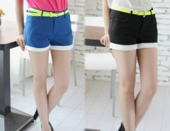 Women's Slim Shorts Casual Trouser Hot Pants Cndirect bester Fashion-Online-Shop China