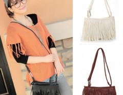 Women's Tassel Shoulder Bag Cross Handbag 2015 Fashion Lady Women New Arrival Cndirect bester Fashion-Online-Shop China