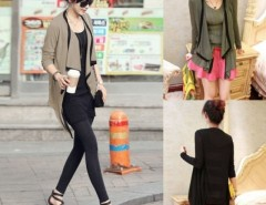 Women's Top Cardigan Long Sleeve Coat Blouse Sweater Cndirect bester Fashion-Online-Shop China