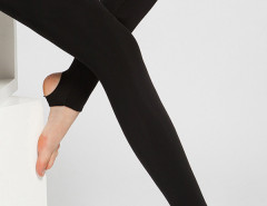 Anchored Leggings with Inner Napping OASAP bester Fashion-Online-Shop aus China