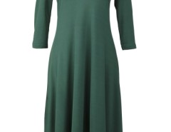 Army Green Stretch Knit Asymmetric Trapeze Dress OASAP bester Fashion-Online-Shop aus China