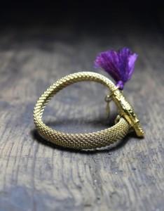 bracelet - Wow Mamba - purple Carnet de Mode bester Fashion-Online-Shop