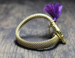 bracelet - Wow Mamba - purple Carnet de Mode bester Fashion-Online-Shop