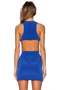 buzz electric Cutout Pencil Dress OASAP bester Fashion-Online-Shop aus China