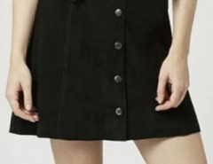 Chic Corduroy Button Front Skirt OASAP bester Fashion-Online-Shop aus China