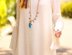 Chic Lace Paneled Shift Dress OASAP bester Fashion-Online-Shop aus China
