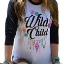 Fashion Graphic Color Block Tee OASAP bester Fashion-Online-Shop aus China