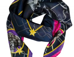 silk scarf - birdy Carnet de Mode bester Fashion-Online-Shop