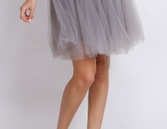 Sweet Solid A Line Skirt OASAP bester Fashion-Online-Shop aus China