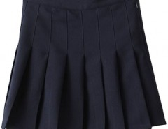 Sweet Solid Pleated Mini Skirt OASAP bester Fashion-Online-Shop aus China