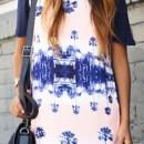 Tree Silhouette Mini Dress OASAP bester Fashion-Online-Shop aus China